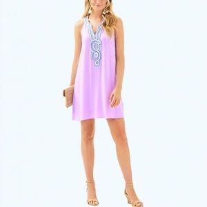 Lilly Pulitzer Soft Lilac Valli Shift Dress
